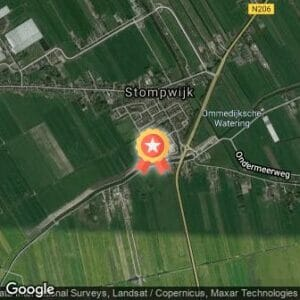 Afstand Meerhorstloop 2018 route