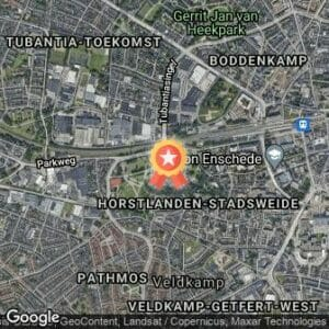 Afstand Menzis Singelloop Enschede 2021 route