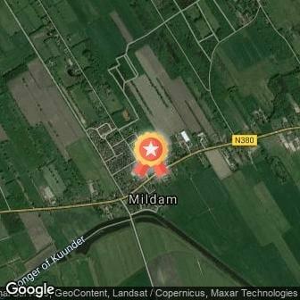 Afstand Mildamcross 2021 route