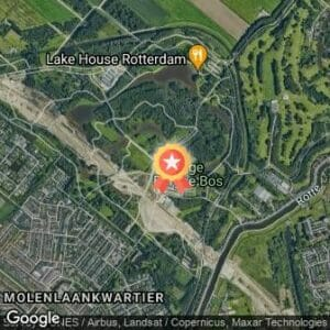 Afstand MS MOTION ROTTERDAM 2020 route