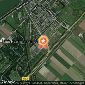 Afstand Mud Masters Family Haarlemmermeer 2017 route