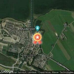 Afstand Muiderslotloop 2020 route