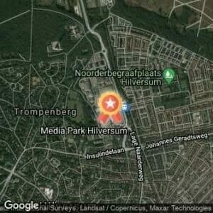 Afstand Nacht van Bart - Nierstichting 2020 route