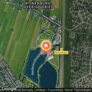 Afstand Nighttrail/run Utrecht 2019 route