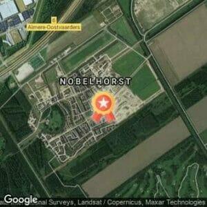 Afstand Nobel Run 2019 route