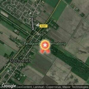 Afstand Noorder Rondrit Estafette 2019 route