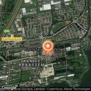 Afstand Oranjeloop 2020 route