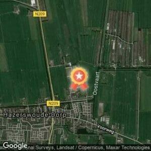 Afstand Polderloop 2019 route
