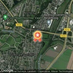 Afstand Raadhuis Pinksterun 2018 route