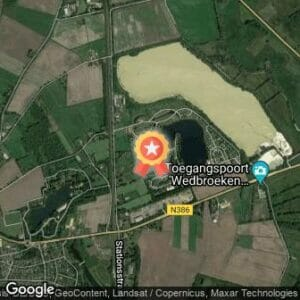 Afstand Rabocup Assen en Noord-Drenthe 5 en 10km Move4Fun Run 2021 route