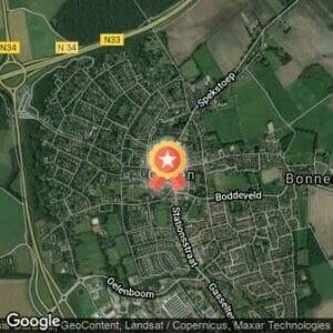 Afstand Rabocup Assen en Noord-Drenthe 6 en 10km Run van Gieten 2020 route