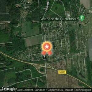Afstand RCN de Roggebergloop 2019 route