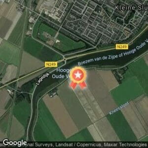 Afstand Remax Kneesloop Dokev 2019 route