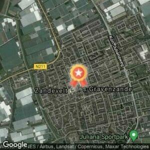 Afstand Rijkzwaanloop 2018 route