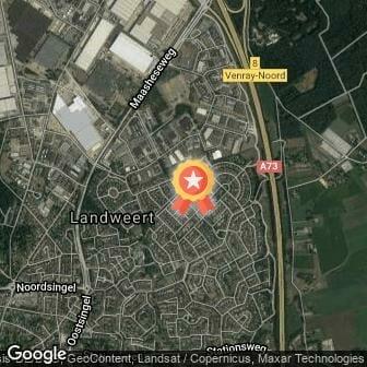 Afstand Rühl Haegens Molenaar Venrayse Singelloop 2022 route