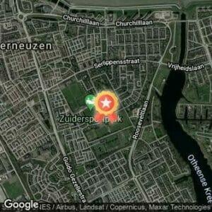 Afstand Scheldesportloop 2020 route