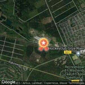 Afstand Spiridon Zomeravondlopen I 2021 route