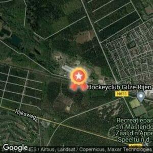 Afstand Spiridon Zomeravondlopen II 2020 route