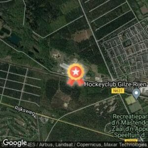 Afstand Spiridon Zomeravondlopen II 2021 route