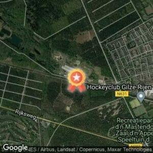 Afstand Spiridon Zomeravondlopen III 2021 route