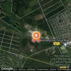 Afstand Spiridon Zomeravondlopen IV 2021 route