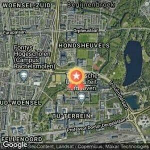 Afstand Sportplein Eindhoven Dommelloop 2021 route