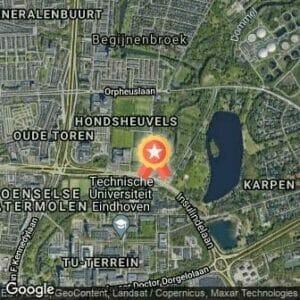 Afstand SportpleinEindhoven Karpencross 2020 route