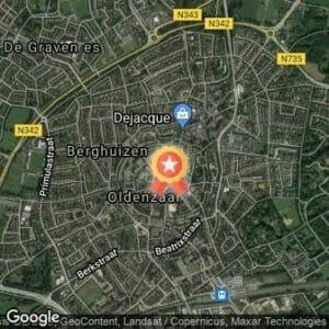 Afstand Technische Veren Twente Boeskoolloop 2020 route
