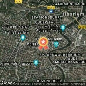 Afstand Teva Halve van Haarlem 2019 route