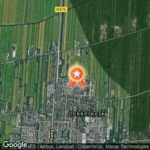 Afstand Tien van Roodenburg 2020 route