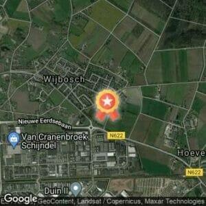Afstand TVE Sport Wijboschloop Schijndel 2020 route