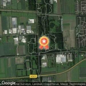 Afstand Unicefrun West-Friesland 2017 route