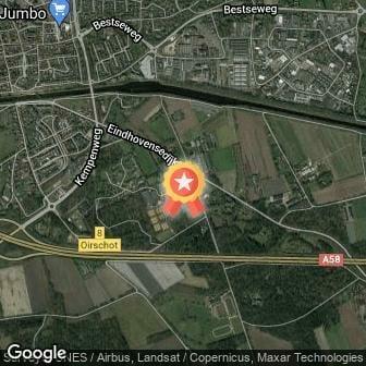 Afstand Van de Meerendonk Auwjaorscross 2021 route