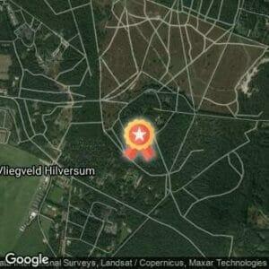 Afstand Virtuele Hilversum City Run 2020 route