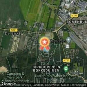 Afstand Vlasakkerloop 2018 route