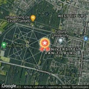 Afstand Warandeloop Zaterdag 2020 route