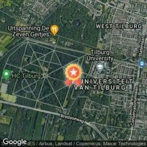 Afstand Warandeloop Zondag 2020 route