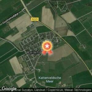Afstand Werkhoven Loopt 2019 route