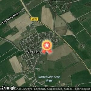 Afstand Werkhoven Loopt 2020 route