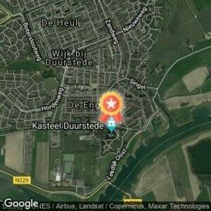 Afstand Wijkse Dijkenloop 2020 route