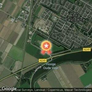Afstand Zuurbier Makelaardij Voorjaarsloop Dokev 2019 route