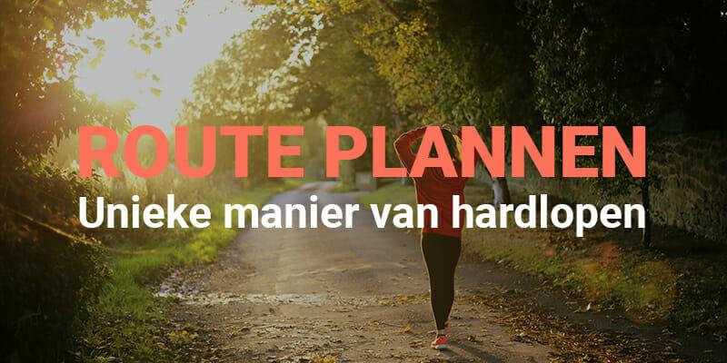hardlooproute plannen
