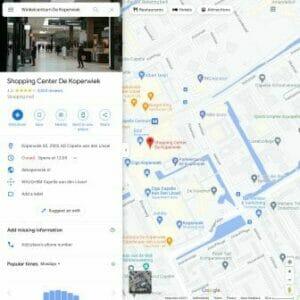Afstand Schollebosloop 2021 route