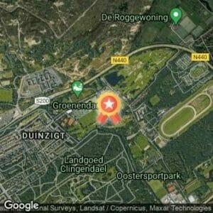 Afstand 18e Den Haag Strandmarathon 2019 route
