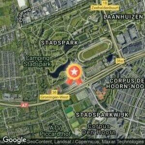 Afstand 1e Road2Rotterdam trainingsloop 20 km 2020 route