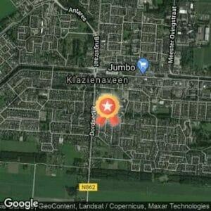 Afstand 34e Drenthe Loopfestijn 2017 route