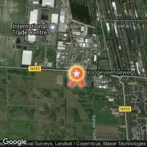Afstand De Hardloopwinkel Bentwoudrun 2019 route