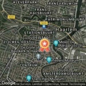 Afstand De ZorgSpecialist Grachtenloop 2018 route