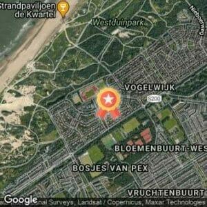 Afstand Haag Marathon Challenge 2019 route
