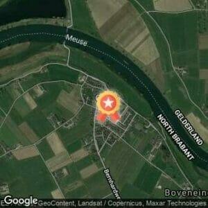 Afstand Hart van Oijen 2018 route